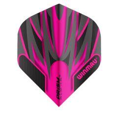 Winmau Flight Prism Black & Pink 161