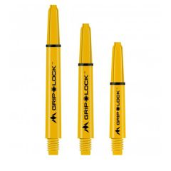 Mission Shafts GripLock Yellow