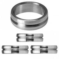 Mission F-Lock Slotlock Ring Titanium