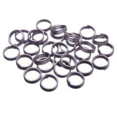 S4D Veertjes Zilver 30 stuks