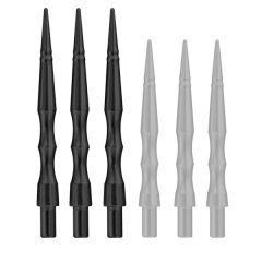 Harrows Dartpunt Apex Sabre Black-30 mm