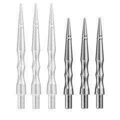 Harrows Dartpunt Apex Sabre Zilver-26 mm | OP=OP
