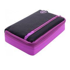 One80 Wallet D-Box Medium Black Purple | SALE