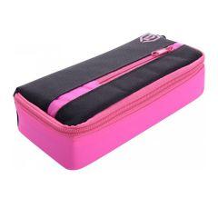 One80 Wallet D-Box Midi Black Pink | SALE