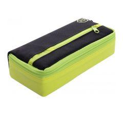 One80 Wallet D-Box Midi Black Yellow | SALE