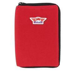 Bulls Wallet The Pak Fabric Medium Red