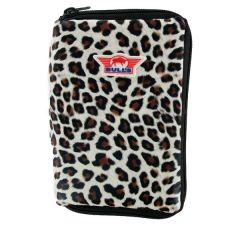 Bulls Wallet The Pak Fabric Medium Leopard