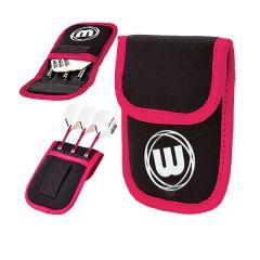 Winmau Wallet Neo Pink