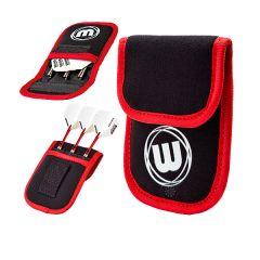 Winmau Wallet Neo Red