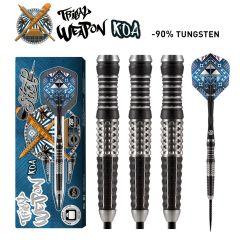 Shot Tribal Weapon Koa 90%