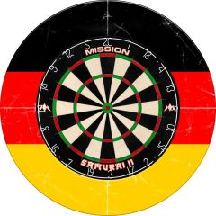 Designa Dartboard Surround - Design Collection - Heavy Duty - Germany