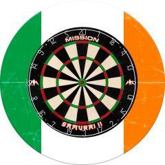 Designa Dartboard Surround - Design Collection - Heavy Duty - Ierland