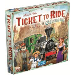 Ticket to Ride - Germany (ENG)