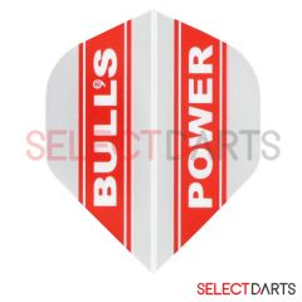 Bulls Flight Std PowerFlite Trans Red