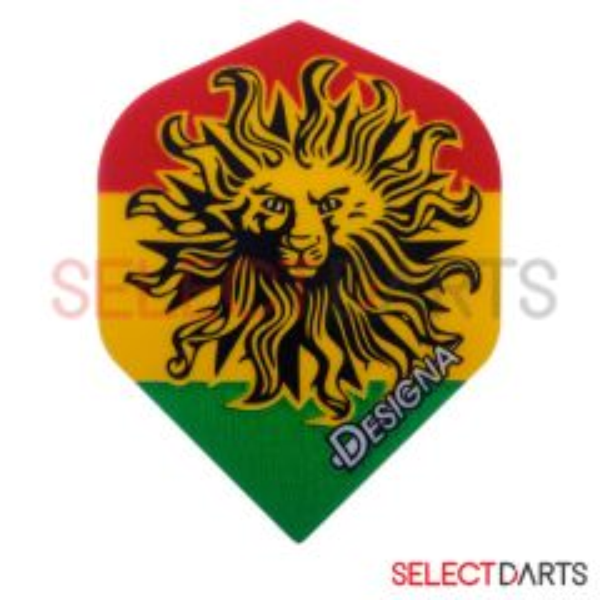 Designa Flight Std Jamaica Lion | OP=OP