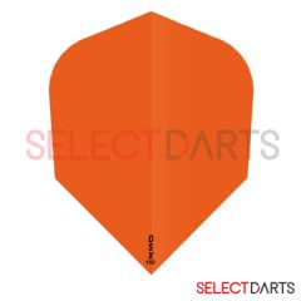 DSX Flights Color 150hd Small No6 Orange | OP=OP