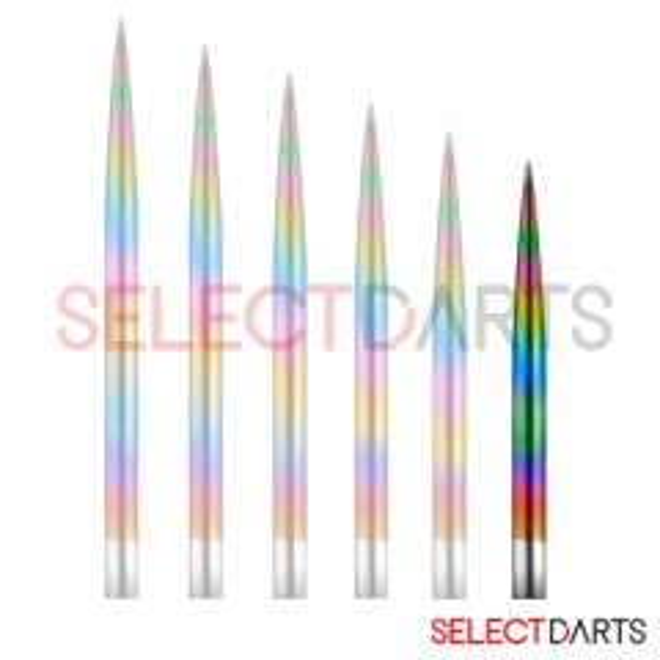 Mission Dartpunt Rainbow-30 mm