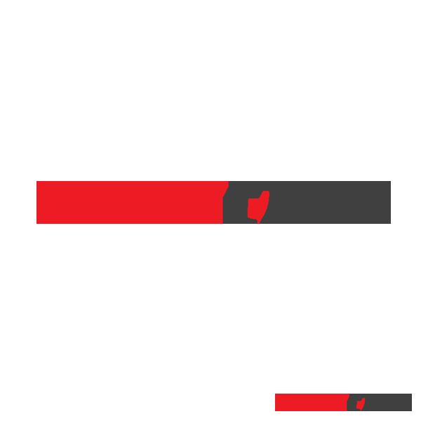 Mission Dartshirt Exos Red Black-M | SALE